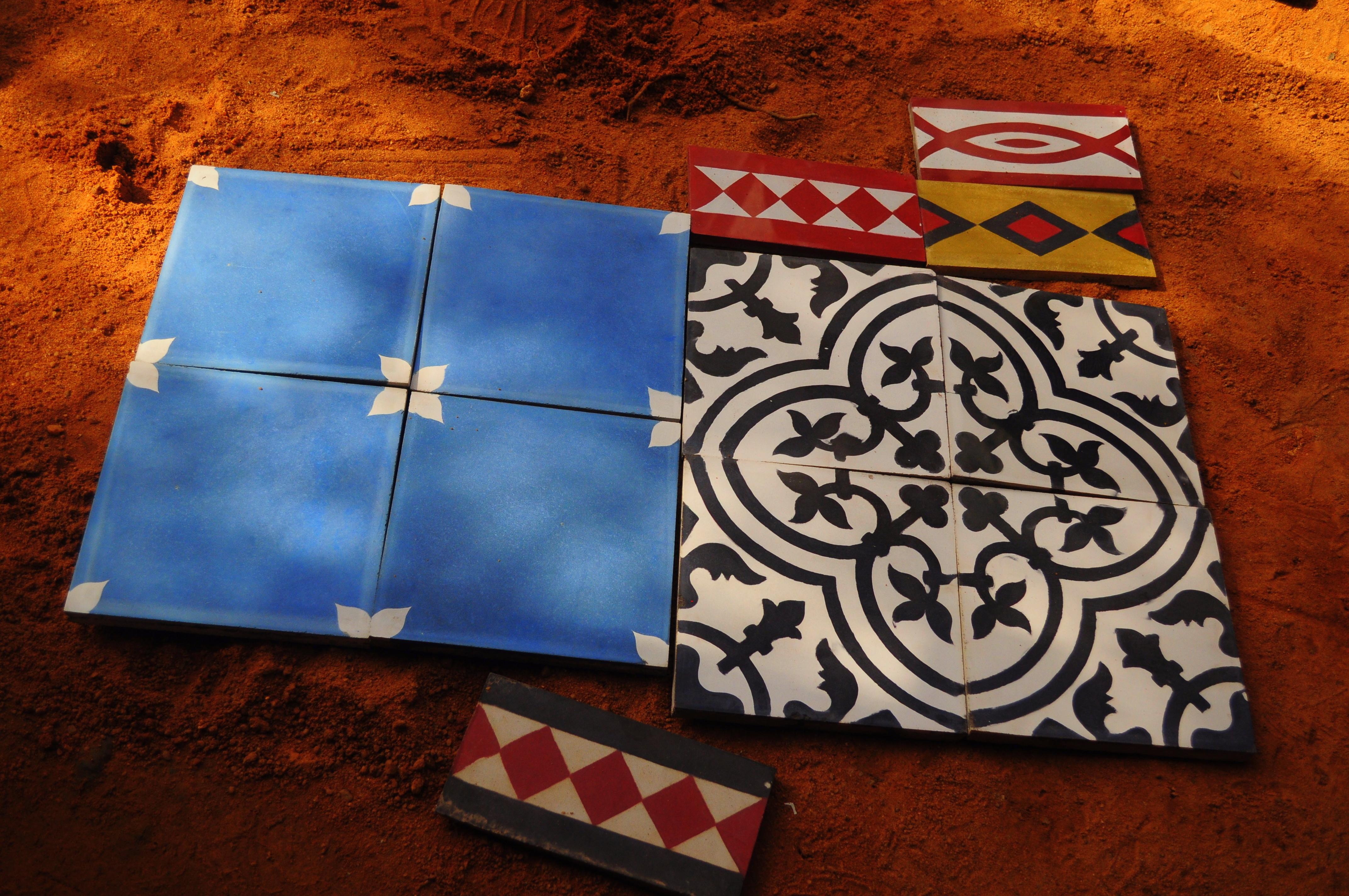 handmade tiles |